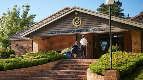 1988 - Junior School Moved to Wentworth Falls | Blue Mountains Grammar School, Sydney