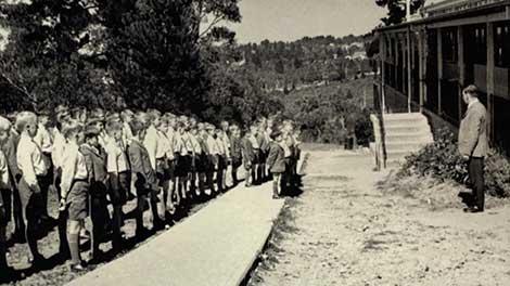 1960s - Lake Street Classrooms | Blue Mountains Grammar School, Sydney