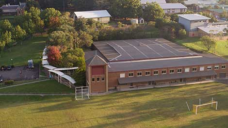 1990s - Major Expansion of Grounds and Buildings | Blue Mountains Grammar School, Sydney