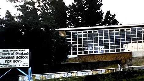 1970s - New Classrooms Built | Blue Mountains Grammar School, Sydney