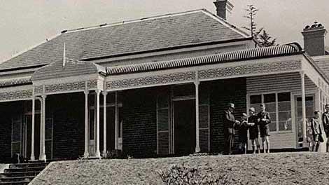1951 - Moves to Wentworth Falls | Blue Mountains Grammar School, Sydney