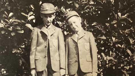 1918 - School Opens | Blue Mountains Grammar School, Sydney