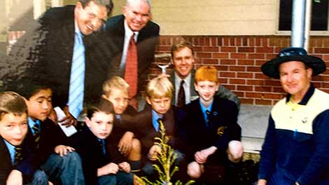 2003 - Springwood Campus Opens | Blue Mountains Grammar School, Sydney